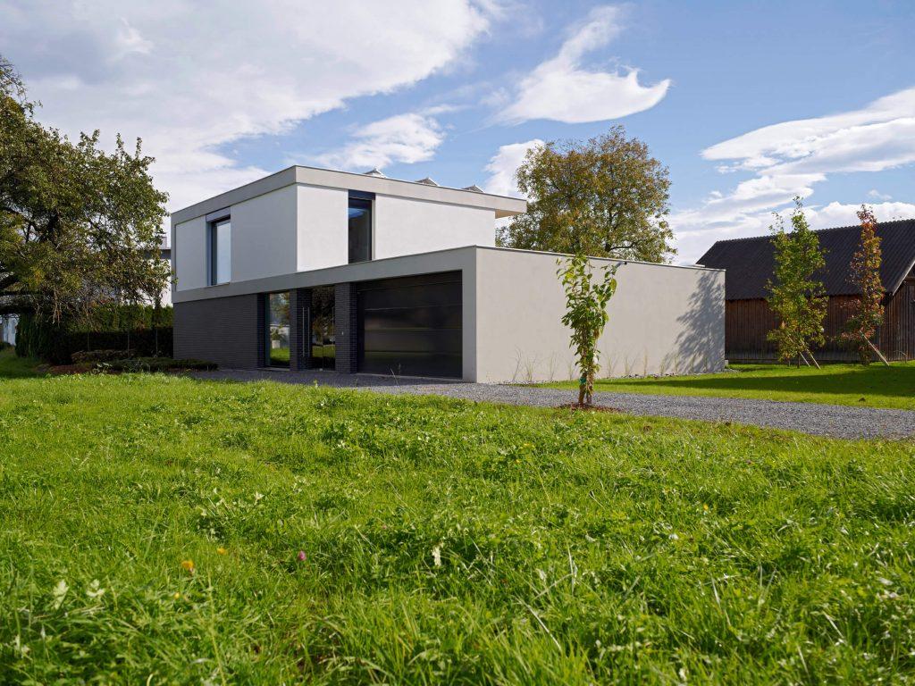 Planschmiede Passivhaus Lustenau 2