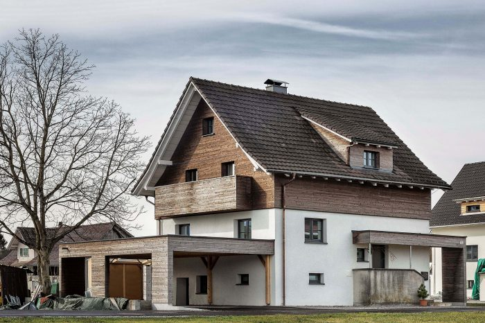 Planschmiede Sanierung EFH K Lustenau 1